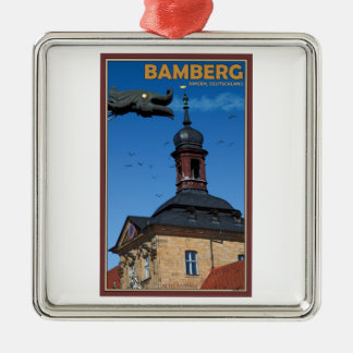 Bamberg - Waterspout Christmas Tree Ornaments