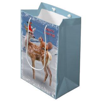 Bambi and Friends Medium Gift Bag