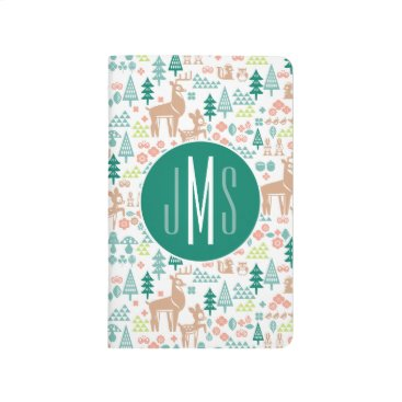 Disney Themed Bambi and Woodland Friends Pattern | Monogram Journal
