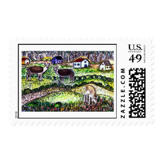 bambi Country Postage