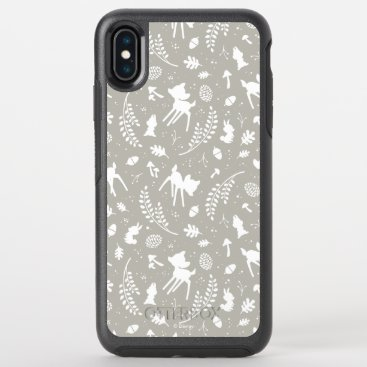 "Bambi ""Deer To My Heart"" Forest Graphic OtterBox Symmetry iPhone XS Max Case"