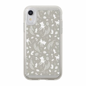 "Bambi ""Deer To My Heart"" Forest Graphic Speck iPhone XR Case"