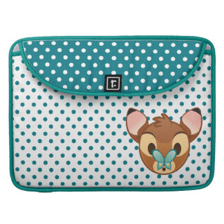 Bambi Emoji Sleeve For MacBooks
