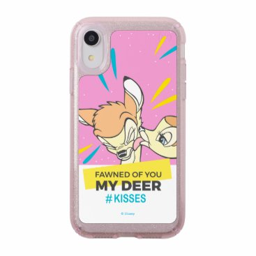 "Bambi & Faline ""Fawned Of You My Deer"" Speck iPhone XR Case"