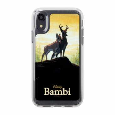Bambi & Faline On Cliff Speck iPhone XR Case