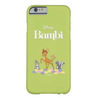 Bambi & Friends Barely There iPhone 6 Case