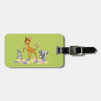 Bambi & Friends Luggage Tag