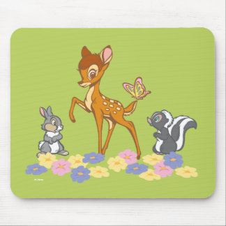 Bambi & Friends Mouse Pad