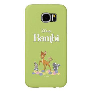 Bambi & Friends Samsung Galaxy S6 Case
