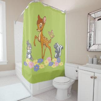 Bambi & Friends Shower Curtain