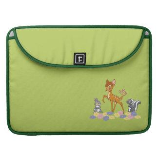 Bambi & Friends Sleeve For MacBooks