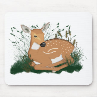 Bambi in the Meadow Mouse Pad