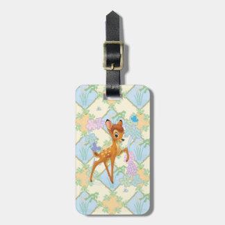Bambi Travel Bag Tag