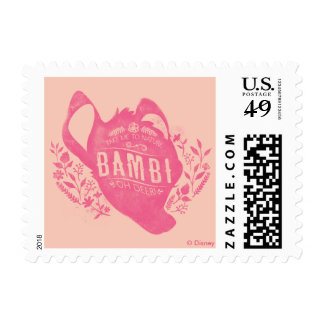 Bambi | Oh Dear Postage Stamp