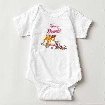 Disney Themed Bambi   Sweet as can be Baby Bodysuit