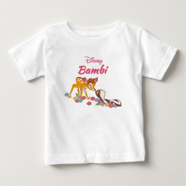 Disney Themed Bambi   Sweet as can be Baby T-Shirt