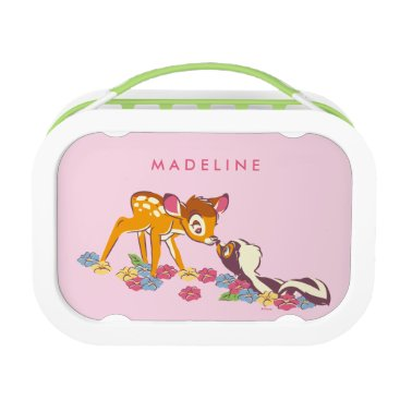 Disney Themed Bambi   Sweet as can be Lunch Box