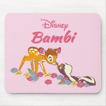 Disney Themed Bambi   Sweet as can be Mouse Pad
