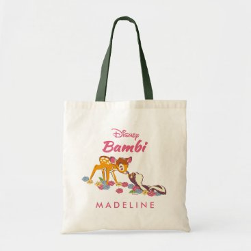 Disney Themed Bambi   Sweet as can be Tote Bag