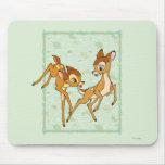 Bambi y Faline Alfombrilla De Ratones