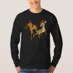 Bambi y Faline Polera