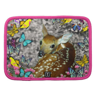 Bambina the White-Tailed Fawn in Butterflies Planners