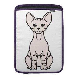 Bambino Cat Cartoon Sleeves For MacBook Air