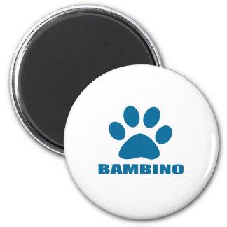 BAMBINO CAT DESIGNS MAGNET