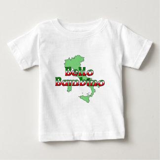Bambino de Bello (bebé italiano hermoso) Polera