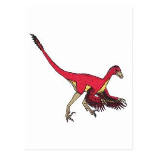 Bambiraptor Postcard
