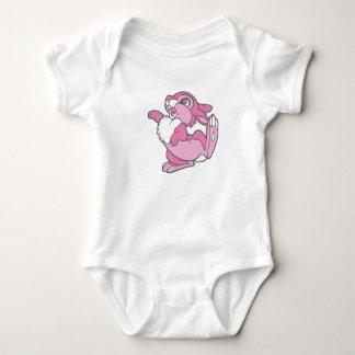 Bambi's Thumper in Pink Baby Bodysuit