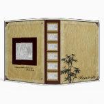 Bamboo Album Binders