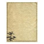 Bamboo Album Letterhead