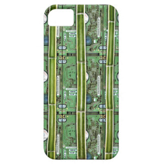 Bamboo and Hard Drives iPhone SE/5/5s Case