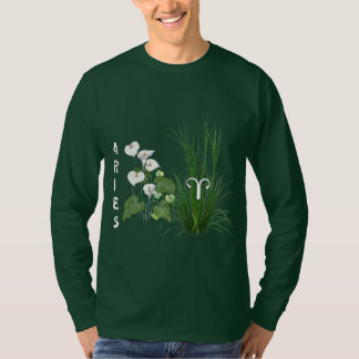 Bamboo and Lily Aries T-Shirt