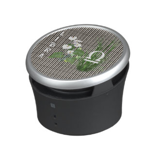 Bamboo and Lily Libra Speaker