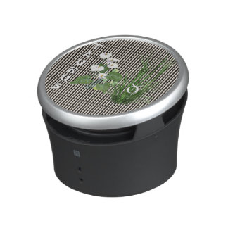 Bamboo and Lily Taurus Bluetooth Speaker