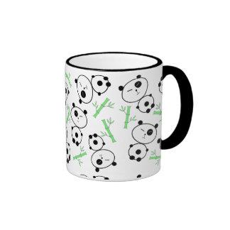 Bamboo and Pandas Coffee Mug