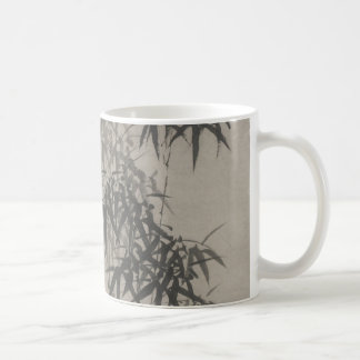 Bamboo and Rocks - Zheng Xie (1755 - 1765) Coffee Mug