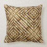 Bamboo Art 1 & 2 Pillows