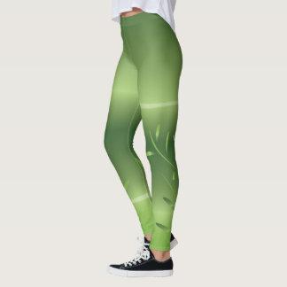 bamboo asanas leggings