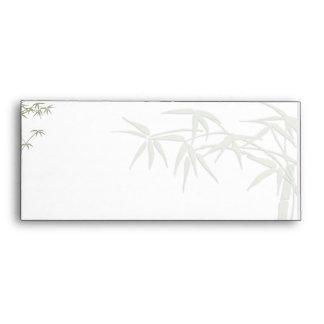 Bamboo Beauty Envelope