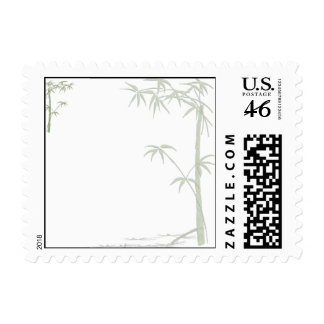 Bamboo Beauty Stamp