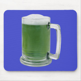 Bamboo Beer Mouse Pad