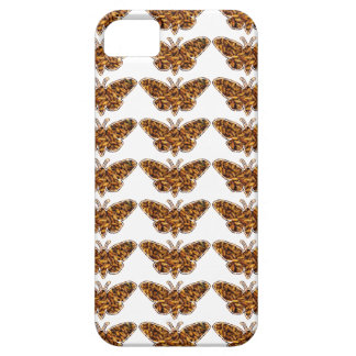 Bamboo Borer Moth Life Cycle Silhouette iPhone SE/5/5s Case