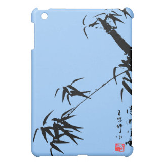 Bamboo Brush Painting Cover For The iPad Mini