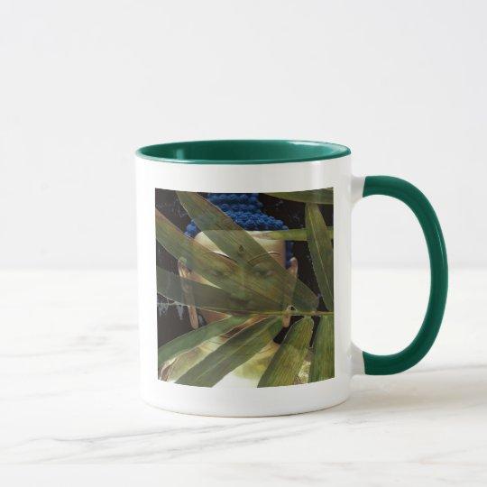 Bamboo Buddha Mug