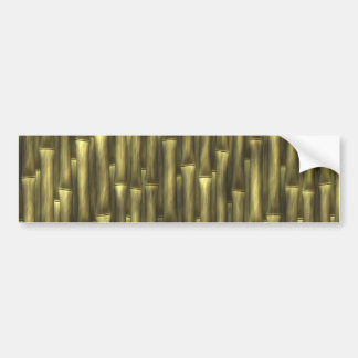 Bamboo - bumper sticker