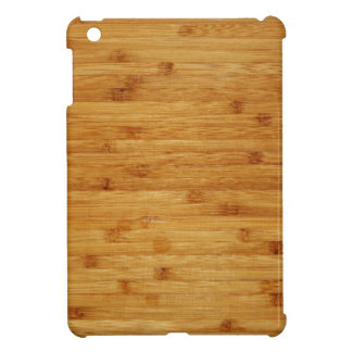 Bamboo Butcher Block iPad Mini Covers