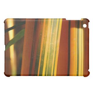 Bamboo closeup cover for the iPad mini